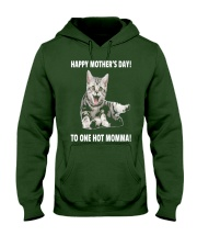 Mothers day cat 1 Hooded Sweatshirt front