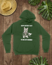Mothers day cat 1 Hooded Sweatshirt lifestyle-unisex-hoodie-front-7