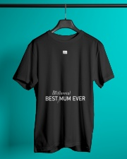Best Millennial Mum Ever Mothers Day Classic T-Shirt lifestyle-mens-crewneck-front-3