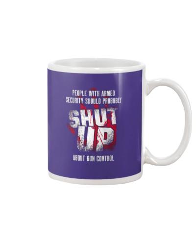 PATRIOTIC - Shut Up M 0036