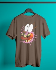 crazy Courage the Cowardly dog Classic T-Shirt thumbnail