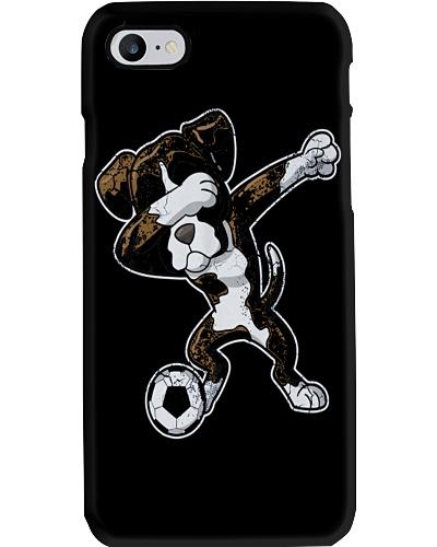 Dabbing Futbol Soccer Boxer Dog