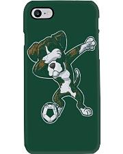 Dabbing Futbol Soccer Boxer Dog Phone Case thumbnail