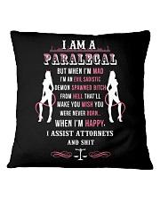 Paralegal- Limited Edition 4 Square Pillowcase thumbnail