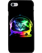Astronaut Cat Phone Case thumbnail
