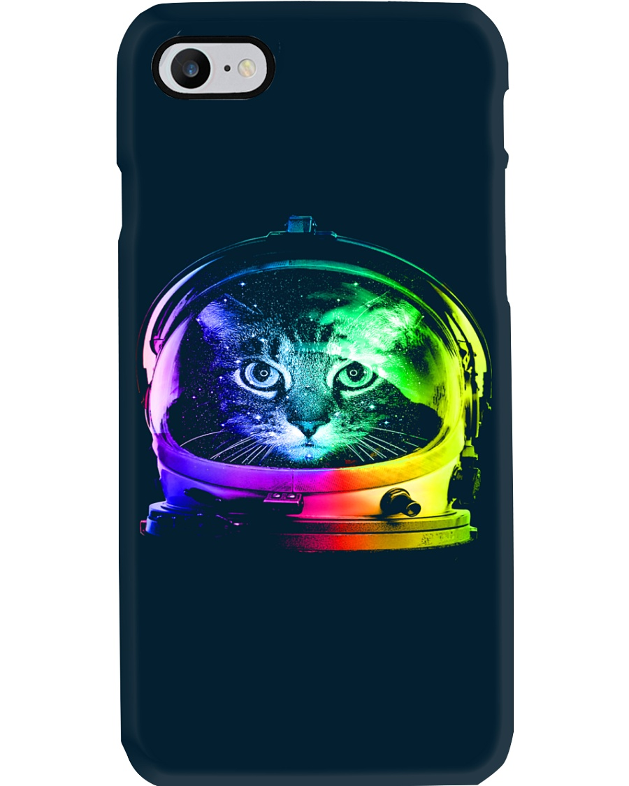 Astronaut Cat Phone Case