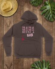 Mama Needs a Nap - Mothers Day Gift Hooded Sweatshirt lifestyle-unisex-hoodie-front-7