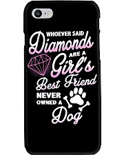 Diamond Dog Phone Case tile