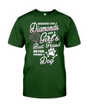 Diamond Dog Classic T-Shirt front