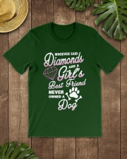 Diamond Dog Classic T-Shirt lifestyle-mens-crewneck-front-18