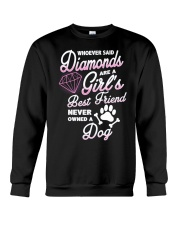 Diamond Dog Crewneck Sweatshirt thumbnail