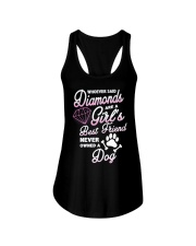 Diamond Dog Ladies Flowy Tank tile