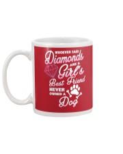 Diamond Dog Mug back