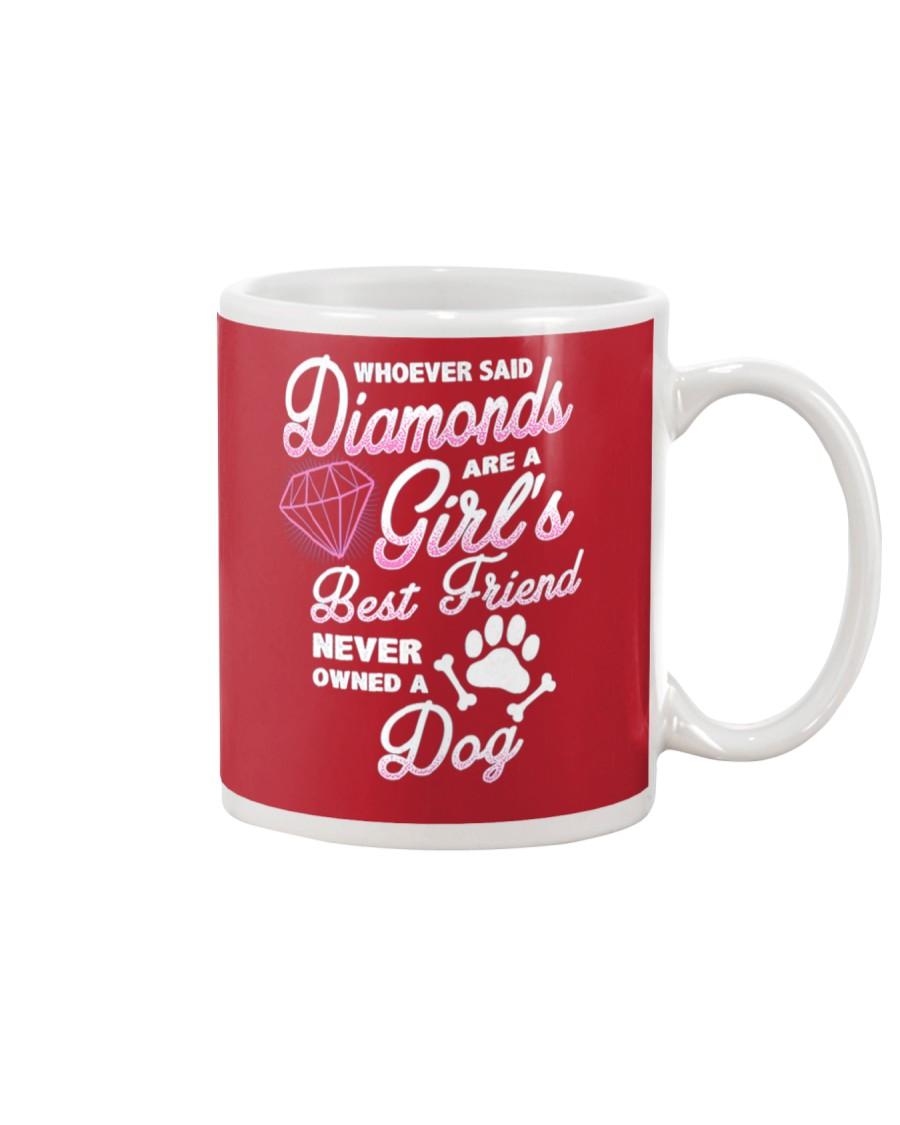 Diamond Dog Mug