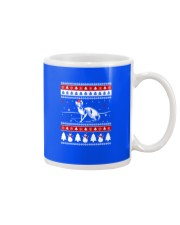 Sphynx Cat Ugly Christmas Sweaters Mug front
