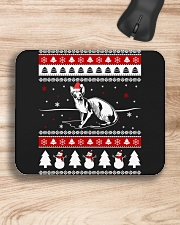 Sphynx Cat Ugly Christmas Sweaters Mousepad aos-mousepad-front-lifestyle-1
