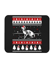 Sphynx Cat Ugly Christmas Sweaters Mousepad tile