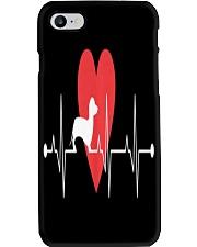 Daschund Lovers Heartbeat Dog Gift T-Shirt  thumb
