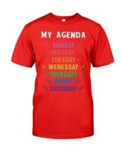 LGBT Pride Tshirt Classic T-Shirt front