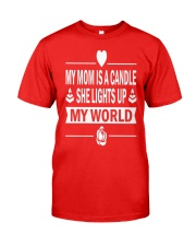 Mothers Day T-Shirt For Men And Women Classic T-Shirt front