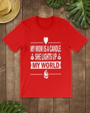 Mothers Day T-Shirt For Men And Women Classic T-Shirt lifestyle-mens-crewneck-front-18