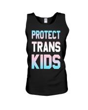 Protect Trans Kids T-Shirt Gift LGBT Pride Unisex Tank thumbnail