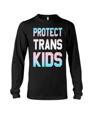 Protect Trans Kids T-Shirt Gift LGBT Pride Long Sleeve Tee thumbnail