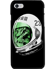 Astronaut Space Cat green screen version Phone Case thumbnail