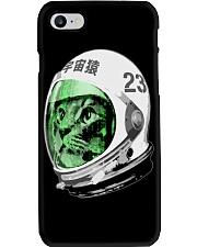 Astronaut Space Cat green screen version Phone Case thumbnail