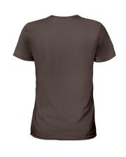 Astronaut Space Cat green screen version Ladies T-Shirt back
