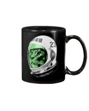 Astronaut Space Cat green screen version Mug thumbnail