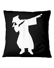 Graduation 2018 Dabbing Dance High Square Pillowcase thumbnail