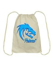 Polecat324 Shirts Face Logo Justice COPS instagram Drawstring Bag thumbnail