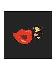 Kiss deign Square Coaster thumbnail