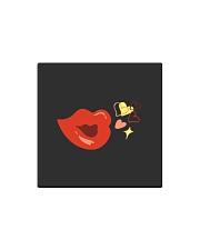Kiss deign Square Magnet thumbnail