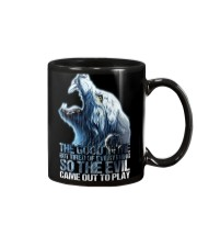 WOLF - THE GOOD IN ME GOT TIRED Mug thumbnail