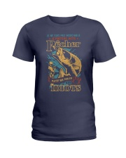 PECHER IDIOTS Ladies T-Shirt thumbnail