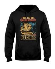 D'ALLER PECHER Hooded Sweatshirt thumbnail
