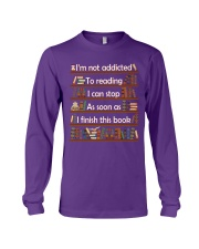 Addicted To Reading Long Sleeve Tee tile
