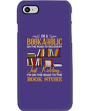 To The Bookstore Phone Case tile