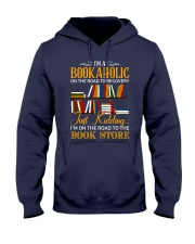To The Bookstore Hooded Sweatshirt tile