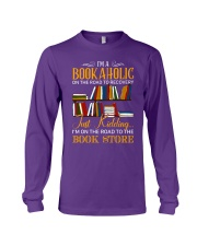 To The Bookstore Long Sleeve Tee tile