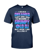 Never Dream Classic T-Shirt front
