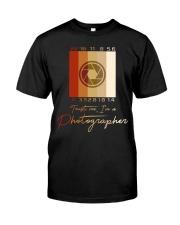 Trust Me Classic T-Shirt front
