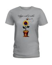 Let It Bee Ladies T-Shirt tile