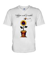 Let It Bee V-Neck T-Shirt tile