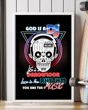 God Is A DJ 11x17 Poster lifestyle-poster-4