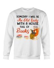 Full Of Books Crewneck Sweatshirt tile