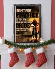 To Feel Strong 11x17 Poster lifestyle-holiday-poster-4