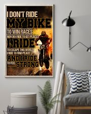 To Feel Strong 11x17 Poster lifestyle-poster-1
